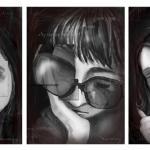"""איור """"גרה בשנקין"""" מאת יאיר לפיד קרן מאי מטקלף - Karen May Metcalfe - kmay"""