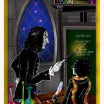 """שיעור לשיקויים אצל פרופסור סנייפ (על פי """"הארי פוטר"""")"""