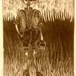 אלרנון - הדפס נחושת