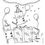 Cat Party - By Varda Livney